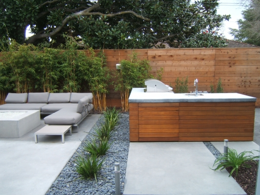 Outer space landscape architecture san francisco bay for Outer space garden design